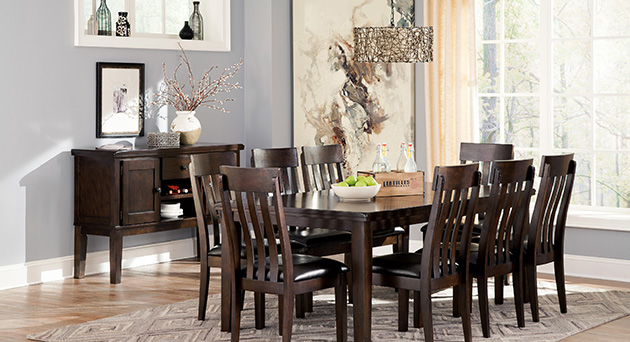 Dining Room Furniture Showcase